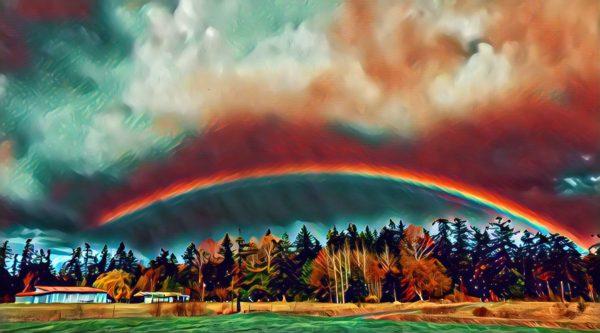 Gueme Island Washington